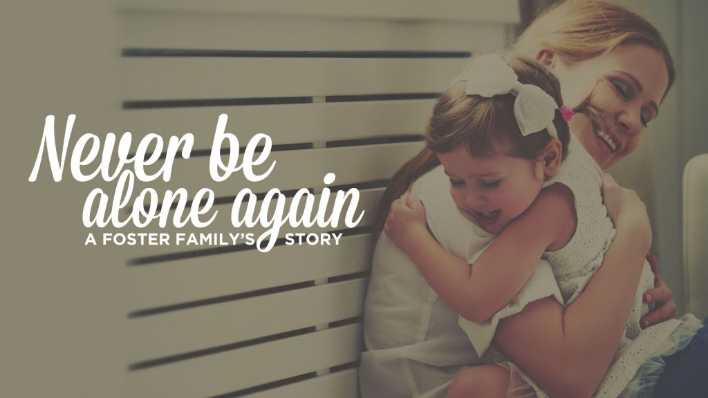 Never Be Alone Again