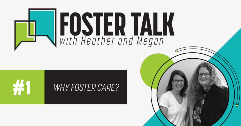 Why foster care | foster talk