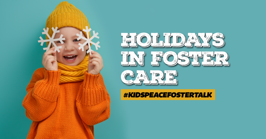 Holidays in Foster Care