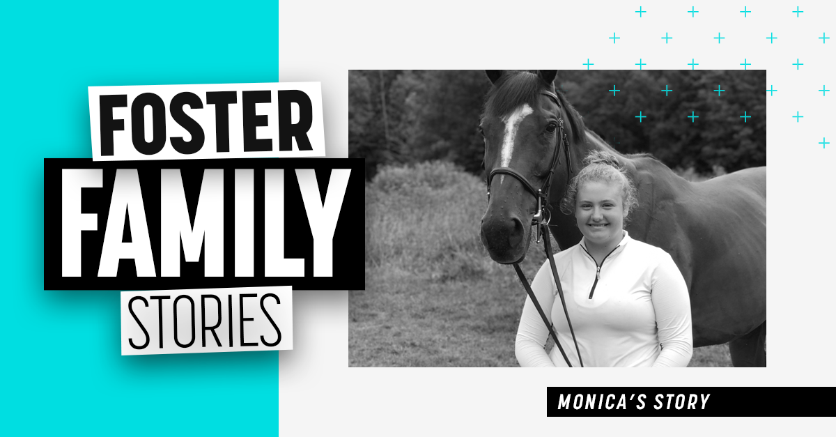 Foster Family Stories | Monica's Story