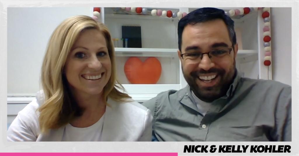 Nick and Kelly Kohler